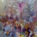 中国青年艺术家王珑澔油画作品--《精神系列--空间》