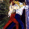 3-Expresiones de Carmen Luna. Tango