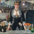 A Bar at the Folies-Bergere, The Courtauld Gallery