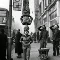 Acrobats 1953