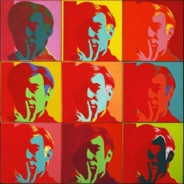 Andy Warhol: Self-Portrait