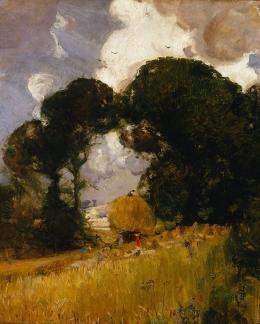 Arthur STREETON -  Sussex Harvest