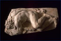 Baccio Bandinelli - Sleeping Hercules