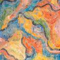 Beige Color Swirl Part 1