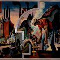 Benton Coal, 1930 ~ Thomas Hart
