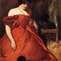 Black and Red - John White Alexander