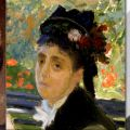Camille Monet (1847-79) nee Doncieux