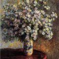 Claude Monet, Asters (1880)