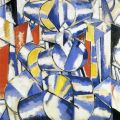 Contrast of forms - Fernand Leger