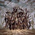 Cornelia Parker- Cold Dark Matter: An Exploded View