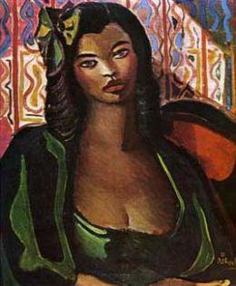 Di Cavalcanti -  Abigail (1947)