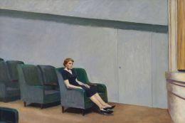 Edward Hopper - Intermission