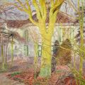 Emile Claus - Ray of Sunlight or, Zonneschijn