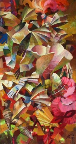 Evgeny kusnetsov - Abstract 1