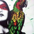 Fin DAC New Mural @ Ibiza, Spain