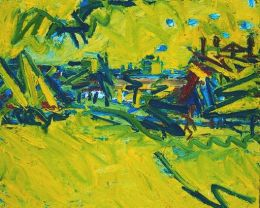 Frank Auerbach - The Origin of the Great Bear