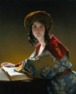 Frederic von Amerling - The Oriental