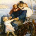 Frederick Morgan : 1847-1927 English Painter