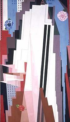 Georgia O'Keeffe: Manhattan