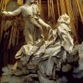 Gian Lorenzo Bernini - Ecstasy of St. Theresa