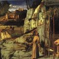 Giovanni Bellini: St. Francis in the Desert