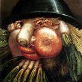 Giuseppe Arcimboldo, The Greengrocer
