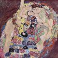 Gustav Klimt- The Virgins - National Gallery Prague