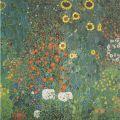 Gustave Klimt: Bauerngarten (Blumengarten)