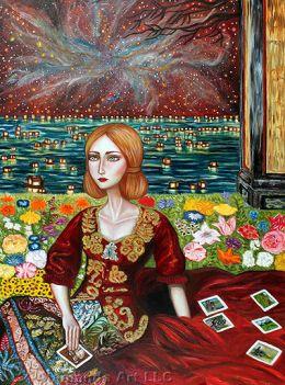Heidi Alamanda - 2011 Paintings
