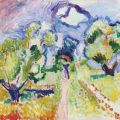 Henri Matisse (1869-1954) | Promenade des oliviers | IMPRESSIONIST & MODERN ART Auction | 1900s, Paintings | Christie's
