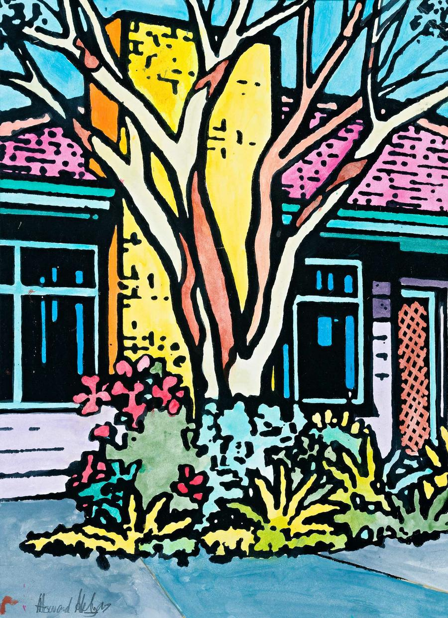 howard arkley studio arts unit 3 essay Featured acquisitions | australian art # 15671 book for many paintings by australian howard arkley includes an essay by joanna bosse on the art.
