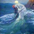 Howard Pyle - The Mermaid