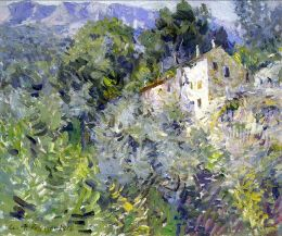 Konstantin Korovin - Paintings of France and other Countries