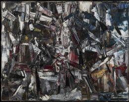 Jean-Paul Riopelle (1923-2002) - Untitled, 1958