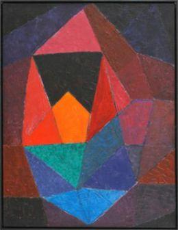Johannes Itten: Kristall