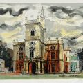 John Piper Flintham 1977