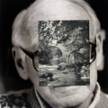 John Stezaker- Old Mask VIII [ Out Of Focus: Photography ]