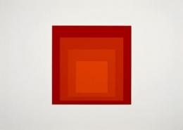 Josef Albers: Josef Albers Honors the Hirshhorn Museum and Sculpture Garden (II)