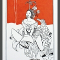Josephine Baker by Milo Manara