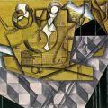 Juan Gris (1887-1927) Teacups, 1914