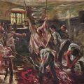 Louis Corinth-m Schlachthaus