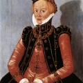 Lucas The Younger Cranach: Portrait of a Woman