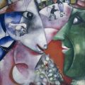 Marc Chagall: I and the Village