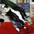 Marc Chagall - The Birthday
