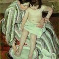 Mary Cassatt, The bath (1893)