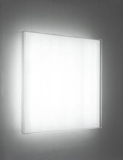 Mary Corse: Untitled (Space + Electric Light)