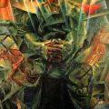 Materia (Umberto Boccioni - )