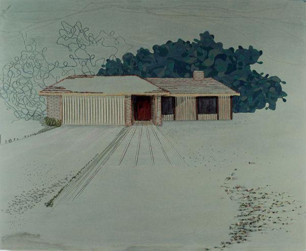 Michael Raedecker [2004]