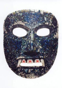 Nathan Mabry: Mosaic Mask (XXX)