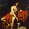 Niccolo Renieri (Regnier, Nicolas) - John the Baptist in the Wilderness